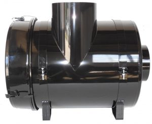 Metal ME Series Heavy Duty Air Cleaners