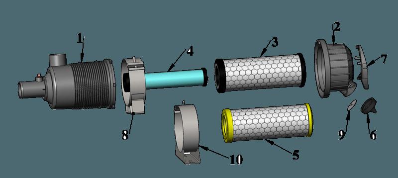 Twist Lock Parts.