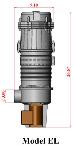 Cabaire Model EL.