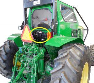Cabaire automatic pressurized control.