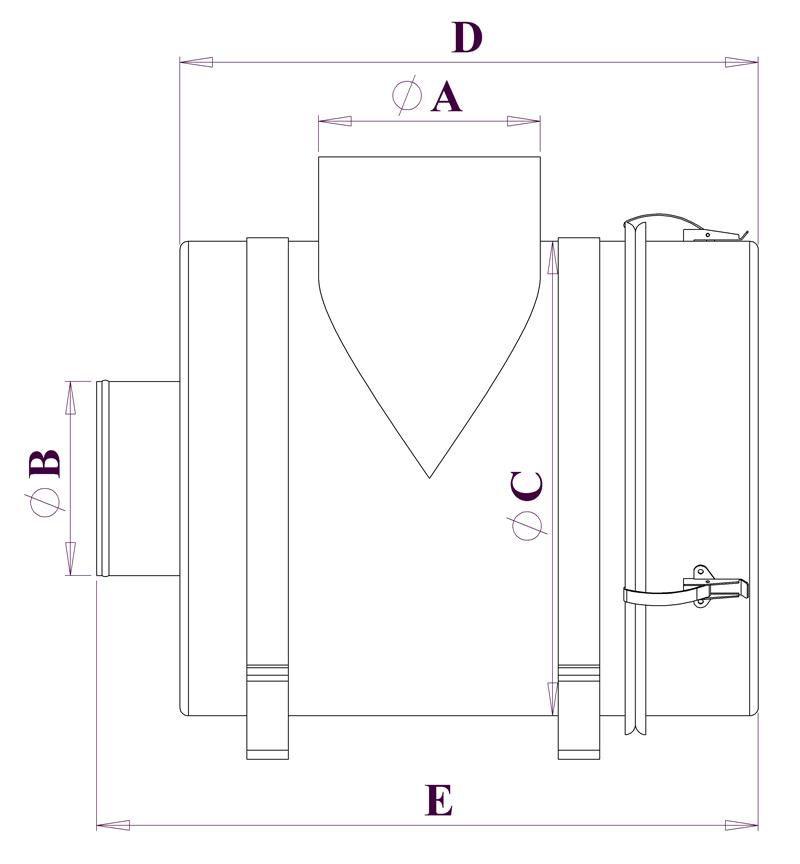 ME line drawing diagram.